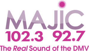 MAJIC 102.3 Radio Station Logo